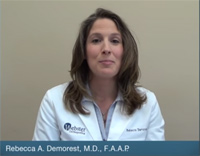 Dr. Rebecca A. Demorest, M.D., F.A.A.P. Video on Symptoms, Treatments & Prevention of Overuse Injuries