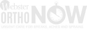 Webster Ortho Now - Urgent Care For Breaks, Aches & Sprains - A Division of Werster Orthopedics